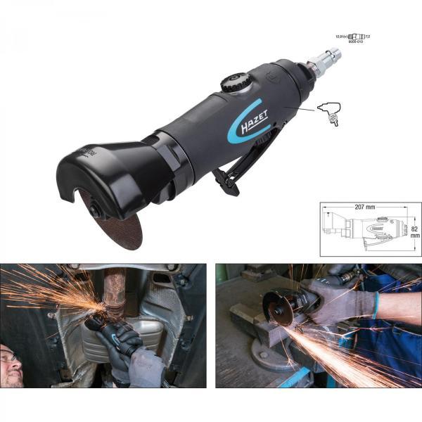HAZET 9033-10 Angle grinder
