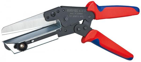 Knipex 950221 Vinyl Shears also for cable ducts with multi-component grips 275 mm
