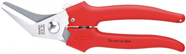 Knipex 9505185 Combination Shears plastic coated 185 mm