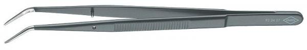 Knipex 923437 Precision Tweezers with centering pin pointed shape 155 mm