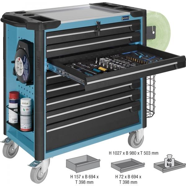 HAZET Assistent Tool trolley 179XL-6