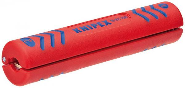 Knipex 1660100SB Stripping Tool for coax cables 100 mm