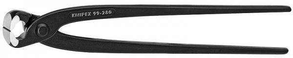 Knipex 9900280 Concreters' Nipper black atramentized 280 mm