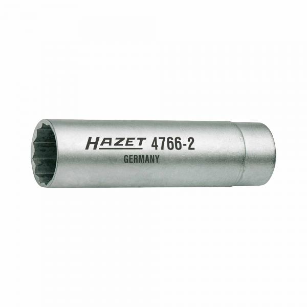 Hazet 4766-2 14 mm 12-point Spark Plug Socket