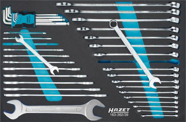 Hazet 163-362/39 Wrench Set