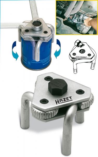 Hazet Oil Filter Wrench 2172