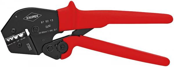 Knipex 975213 Crimping Pliers burnished 250 mm