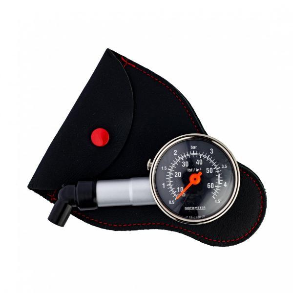 MOTOMETER tire pressure tester 0.5-4.5 bar   8-64 lbf/in²