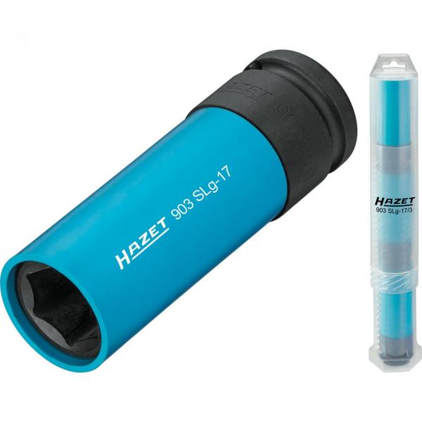 HAZET Impact socket (6-point) 903SLG-17/3