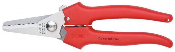 Knipex 9505190 Combination Shears plastic coated 190 mm