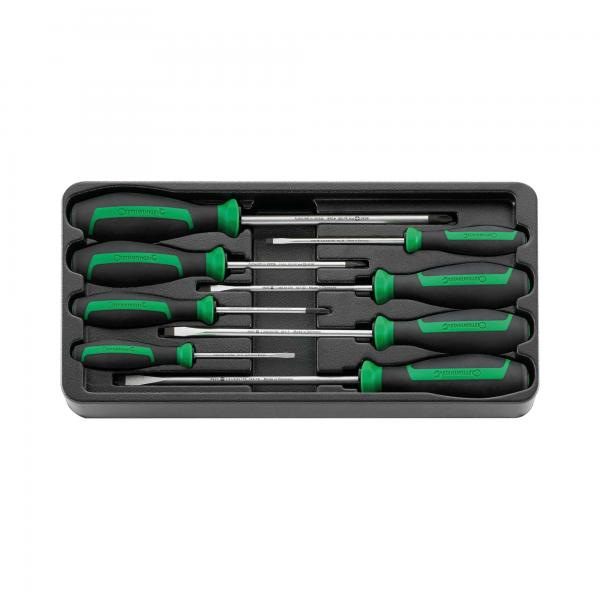 ES 4620/4630/8 SCREWDRIVER SET DRALL