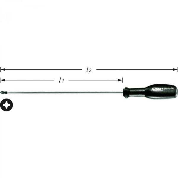 Hazet 803Lg-PH Philips trinamic® Screwdriver