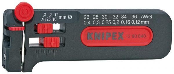 Knipex 1280040SB Mini Stripping Tool 100 mm