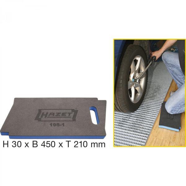 HAZET Kneeling mat 195-1