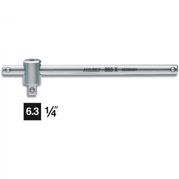 "Hazet 865X HINOX® Sliding T-Handle 1/4"" Drive"