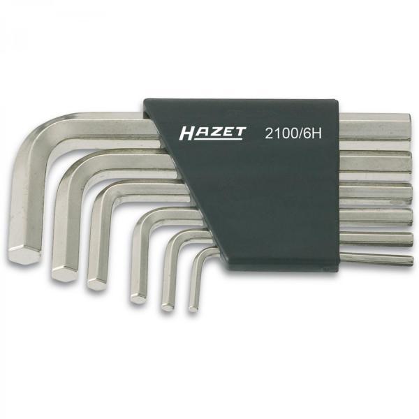 HAZET 2100/6H Screwdriver Set