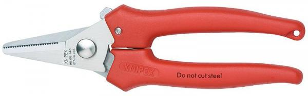 Knipex 9505140 Combination Shears plastic coated 140 mm