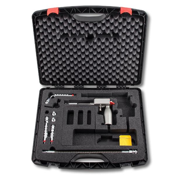 MOTOMETER Recording Compression Tester for petrol engine 3,5-17,5 bar