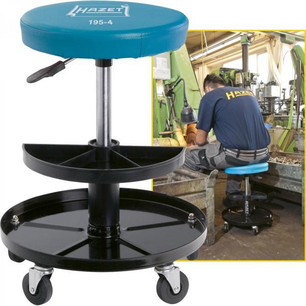 HAZET 195-4 Pneumatic Chair