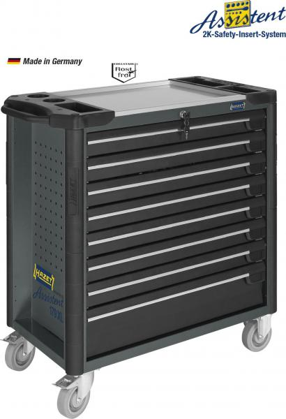 179XL-8/296 Assistent tool cart with 296 tools for Mercedes