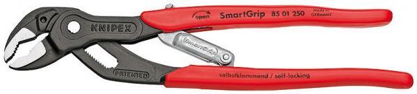 Knipex 8501250 KNIPEX SmartGrip® grey atramentized 250 mm