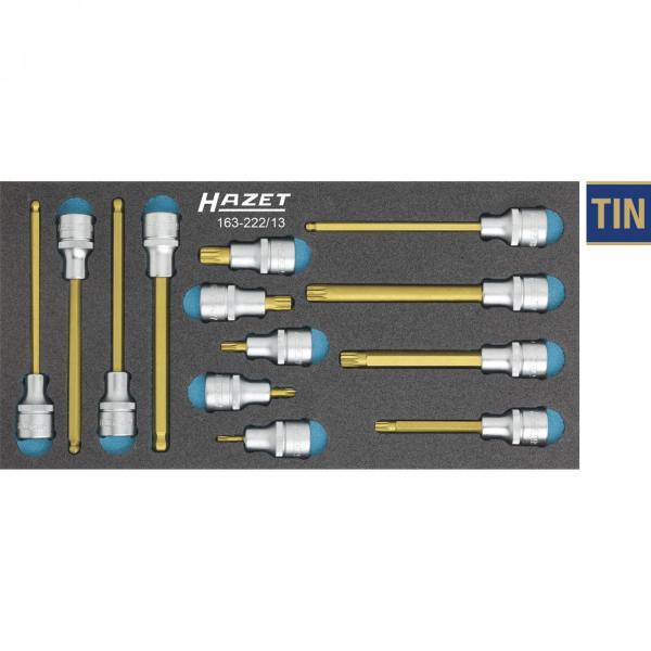 Hazet 163-222/13 Screwdriver Socket Set
