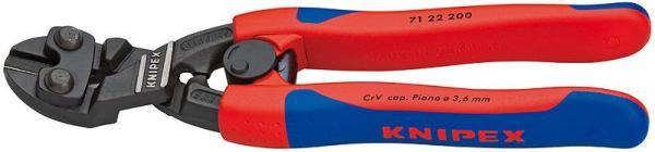 Knipex 7122200 KNIPEX CoBolt® black atramentized 200 mm