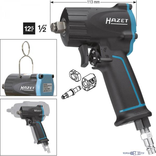 Hazet Impact Wrench 9012M