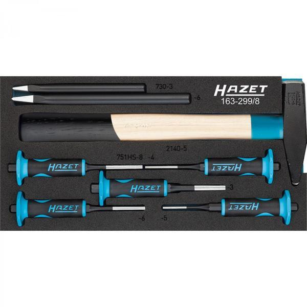 163-299/8 Drift Pin Set with Hammer