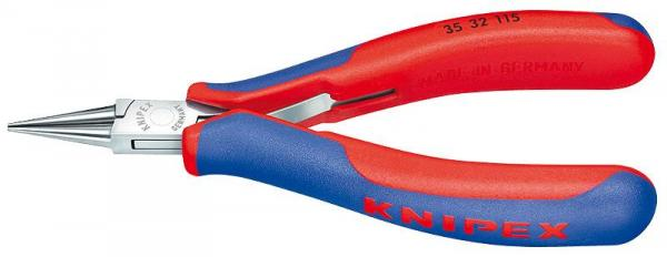 Knipex 3532115 Electronics Pliers with multi-component grips 115 mm
