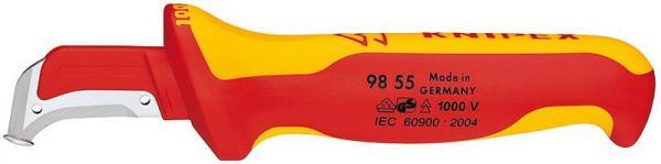 Knipex 9855 Dismantling Knife 155 mm