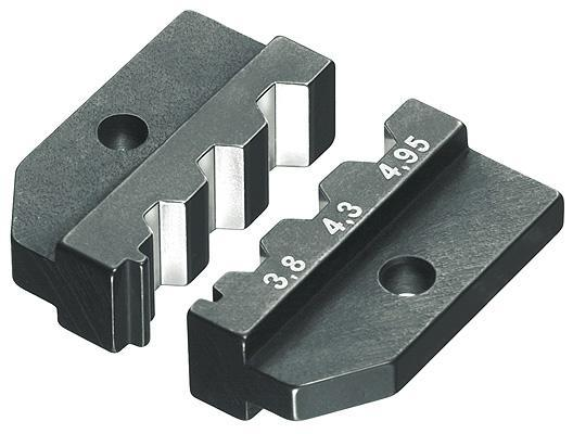 Knipex 974984 Crimping dies for Harting/Suhner conncectors for fibre optics