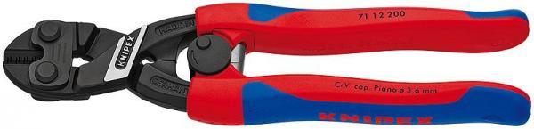 Knipex 7112200 KNIPEX CoBolt® black atramentized 200 mm