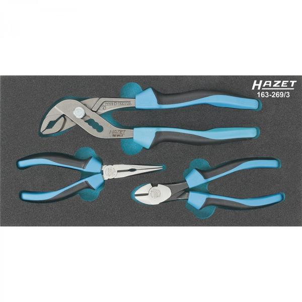 Hazet 163-269/3 Pliers Set