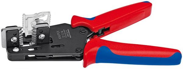 Knipex 121206 Precision Insulation Stripper burnished 195 mm