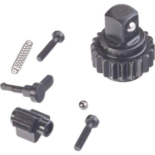 Hazet 863P/7N Replacement set, ratchet wheel