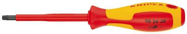 Knipex 982630 Screwdriver for Torx® screws 210 mm