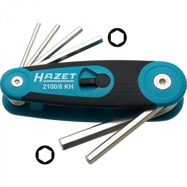 HAZET 2100/6KH Screwdriver Set