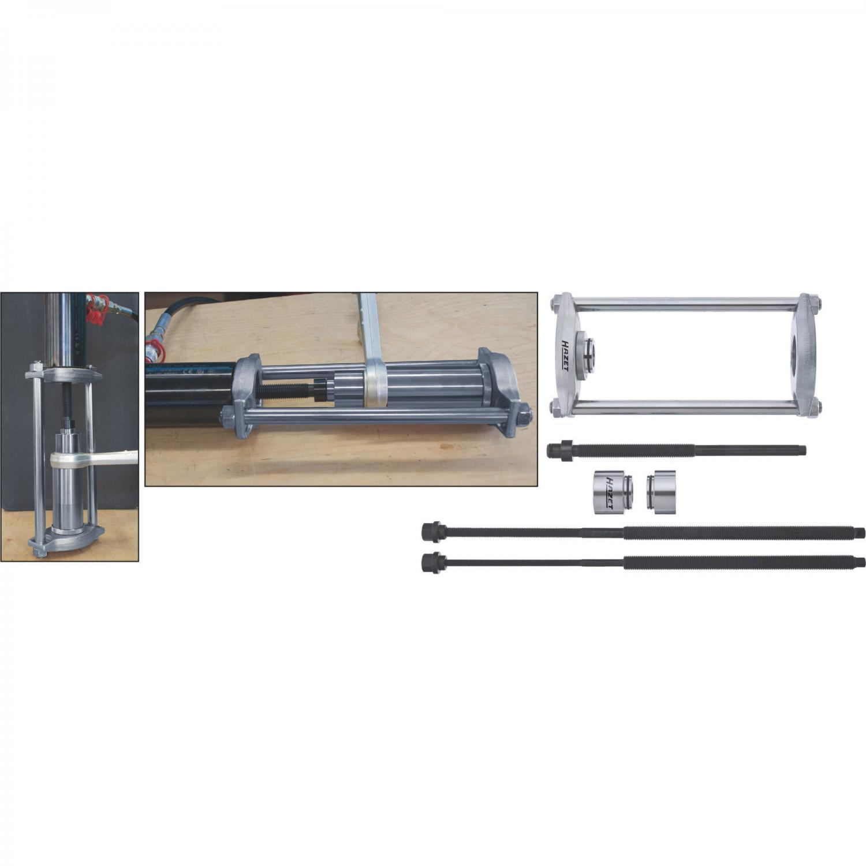 Bearing Puller Nexus : Hazet press frame for the universal tool set silent