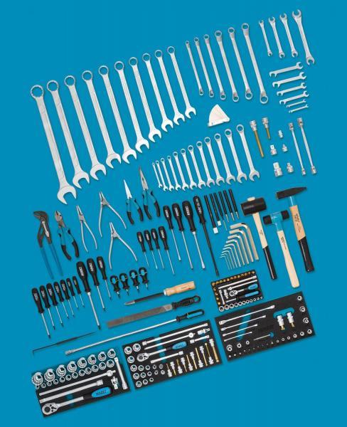 HAZET PORSCHE Tool Set 0-3300/218