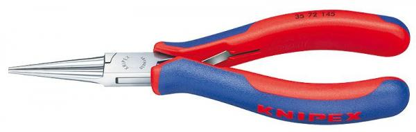 Knipex 3572145 Electronics Pliers with multi-component grips 145 mm