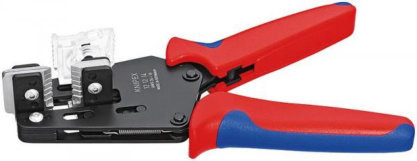 Knipex 121214 Precision Insulation Stripper burnished 195 mm