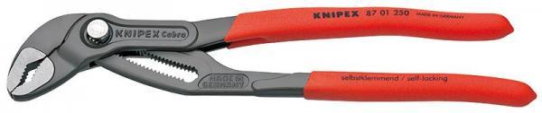 Knipex 8701250 KNIPEX Cobra® grey atramentized 250 mm