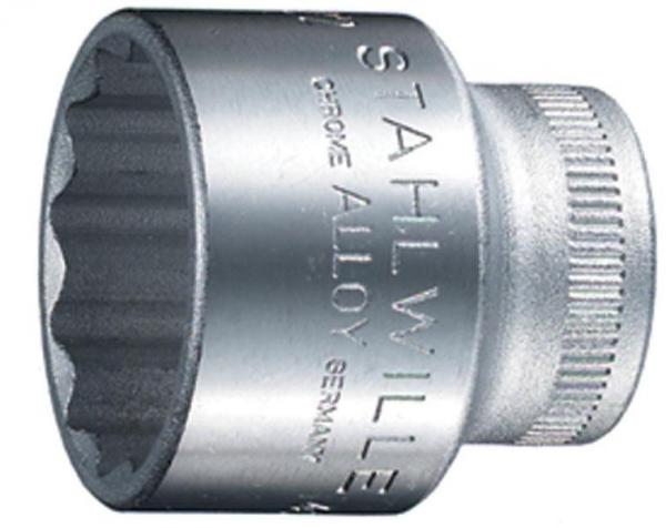 "Stahlwille 3/8"" Socket 45 A 1/4"