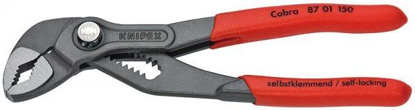 Knipex 8701150 KNIPEX Cobra® grey atramentized 150 mm