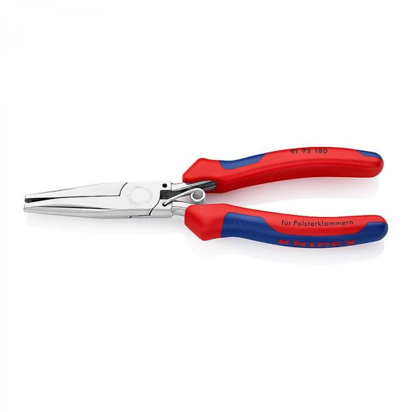 Knipex 9192180 Upholstery clamp pliers