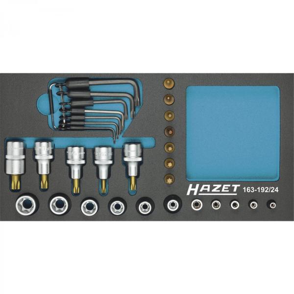 163-192/24 TORX Socket Set