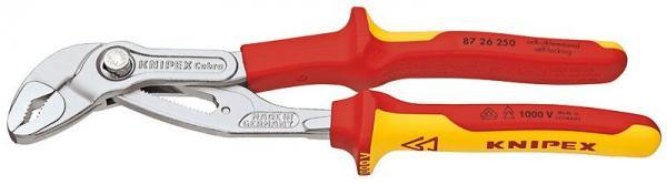 Knipex 8726250 KNIPEX Cobra® VDE chrome plated 250 mm
