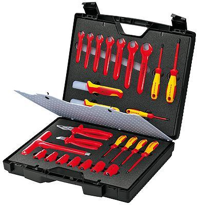 Knipex 989912 Standard Tool Case