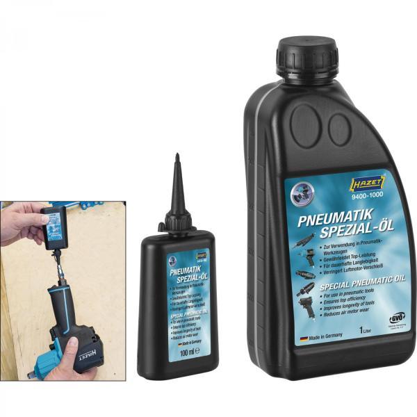 HAZET Special pneumatic tool oil 100 ml 9400-100